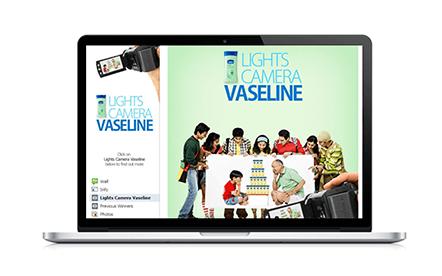 Light Camera Vaseline
