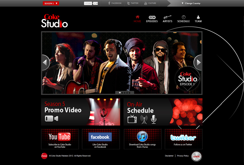 Coke Studio | Creative Chaos